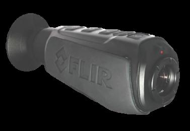 FLIR LS/X-R Tactical Handheld Thermal Imaging Monocular